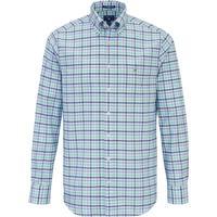 GANT Skjorta button down-krage från GANT grön