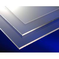 Akryl (Plexiglas) solid 3 mm Klar & Opal