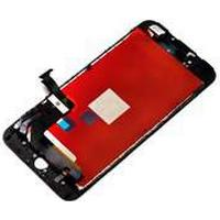 MicroSpareparts LCD for iPhone 8 Plus Black