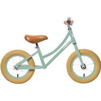 Rebel Kidz Air Classic løbecykel lys grøn / pastel grøn