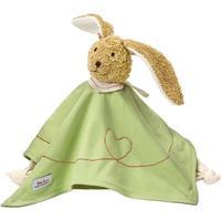 Käthe Kruse Filt-docka Bunny Pino grön 0174901