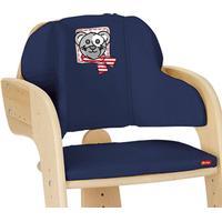 Herlag Sittdyna till barnstolen Tipp Topp Comfort marin björn