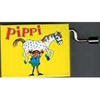 "Fridolin 58346 ""Hey Pippi Longstocking Music Box"