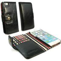 Alston Craig iPhone 7 Alston Craig Plånboksfodral - Svart