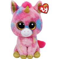TY Beanie Boos Fantasia Unicorn Multicolor 23 cm One Size