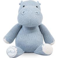 Jollein Hippo Bamse Soft, soft blue