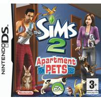 Sims 2 Apartment Pets