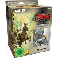 Zelda Twilight Princess HD (Inkl Wolf Link Amiibo)