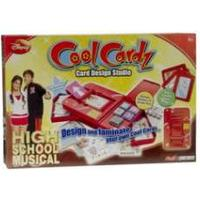 leksam HIGH SCHOOL MUSICAL - COOL CARDS
