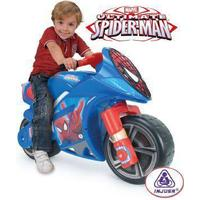 Injusa Spiderman Springcykel