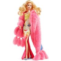 Barbie - Collector Gold Label Doll - Andy Warhol (DWF57)