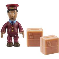 Postman Pat - Figure and Accessory - Ajay and 2 Parcels