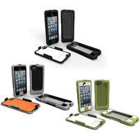 Lifedge Waterproof case for iPhone 5 - Svart
