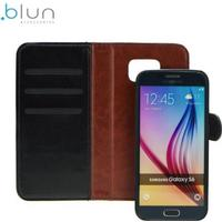 """Twin 2in1 Eko Leather Book Case LG G6"" Black"