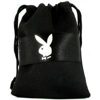 Presentpåse PLAYBOY Black Satin Bag