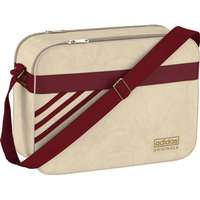 adidas Airliner Suede Schultertasche (Farbe  stone khaki f14-st rust red f15 568b4f2f9aa9a
