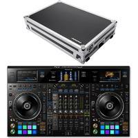 Pioneer DDJ-RZX DJ-controller med gratis Magma flightcase