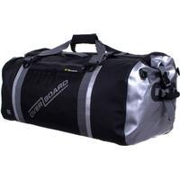 Overboard Waterproof Duffel Bag 90 Liters Black