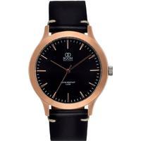 BOOM Watches Minne armbåndsur, sort RG urskive, sort rem