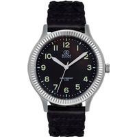 BOOM Watches Brinna armbåndsur, sort urskive, sort rem