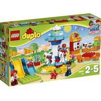 LEGO DUPLO LEGO DULPO, 10841, Familjetivoli