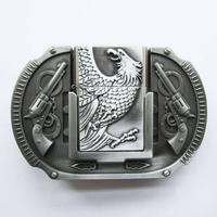 Eagle Guns Lighter Belt Buckle