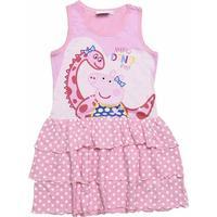 Gurli Gris kjole lyserød