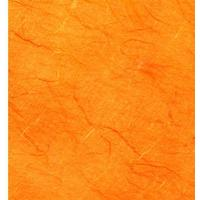 Papper stråvävnad 0,70 x 1,50 m - orange