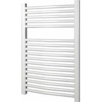 VVS Trading Håndklædetørrer hvid 500x800mm cc: 456mm 4711.20