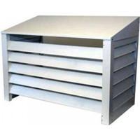 KCC Värmepumpsskydd Aluminium