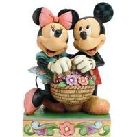 Walt Disney figur - Love in bloom