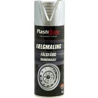 Plasti-kote fælgmaling 618 400ml spraymaling metall. sølv 360618400 metallisk