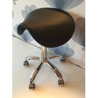 ErgoMax ST012 sadelstol med vinklingsbar sits
