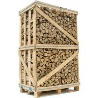 Greenwood Pejsebrænde bøg 1,8m3 85x120x200cm lufttørret brænde