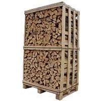 Greenwood Pejsebrænde ask 1,8m3 85x120x200cm ovntørret brænde
