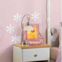 RoomMates - Wallstickers små Blomster Spejle