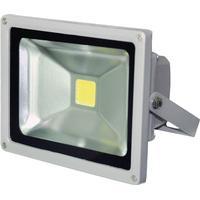 0 COB LED-projektør 20 W 1.400 lumen