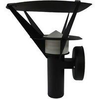 Væglamper MACON udendørs væglampe - SORT.
