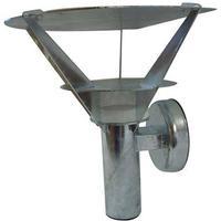 Væglamper MACON udendørs væglampe - Galvaniseret.