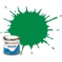 Humbrol enamel gloss emerald green 14 ml