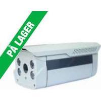 Farve kamera - 80m IR natlys, 1080P IP66 (Demo model) TILBUD NU