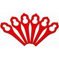 Bosch kunststofknive t/ART 26 akku 24stk/pk F016800183