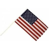 USA Håndholdt Papirflag 145x190mm