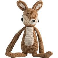Sebra Crochet Animal Deer 33cm