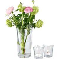erik bagger a/s Vase og fyrfadsstagesæt 3 dele