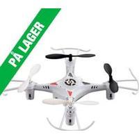 QUADCOPTER mini drone m. 6-akse gyro TILBUD NU quadrokopter