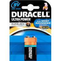 Batteri Duracell UP 9V/6LR61
