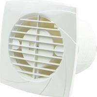 Thermex Fremex F2501 Ventilator med timer Ø100 mm, Hvid