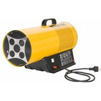 Master gasvarmekanon gul 16kW BLP 16 M 150175 NB. Husk højtryksregulator