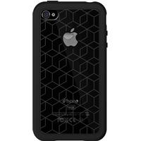 XTREMEMAC Cover tatu iPhone 4/4s sort